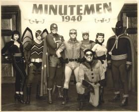 watchmen minute men poster Good And Bad Watchmen News