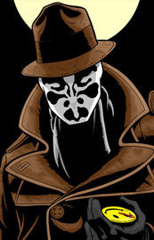 watchmen rorschach1 Zack Snyder Presents 3 Minutes Of Rorschach