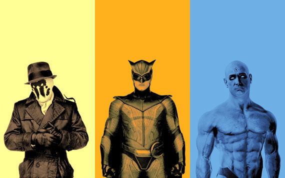 watchmen sequel prequel Confirmations & Denials on Batman 3, Watchmen 2 & Superman
