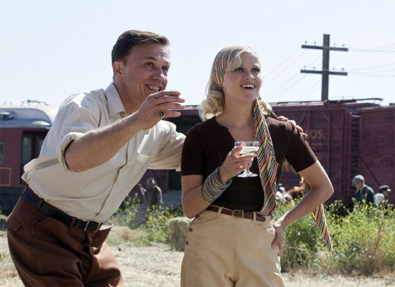 water for elephants still 1 Movie Image Roundup: Thor, Sucker Punch, Underworld 4 & More [Updated]
