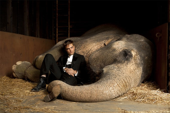water for elephants still 4 Movie Image Roundup: Thor, Sucker Punch, Underworld 4 & More [Updated]