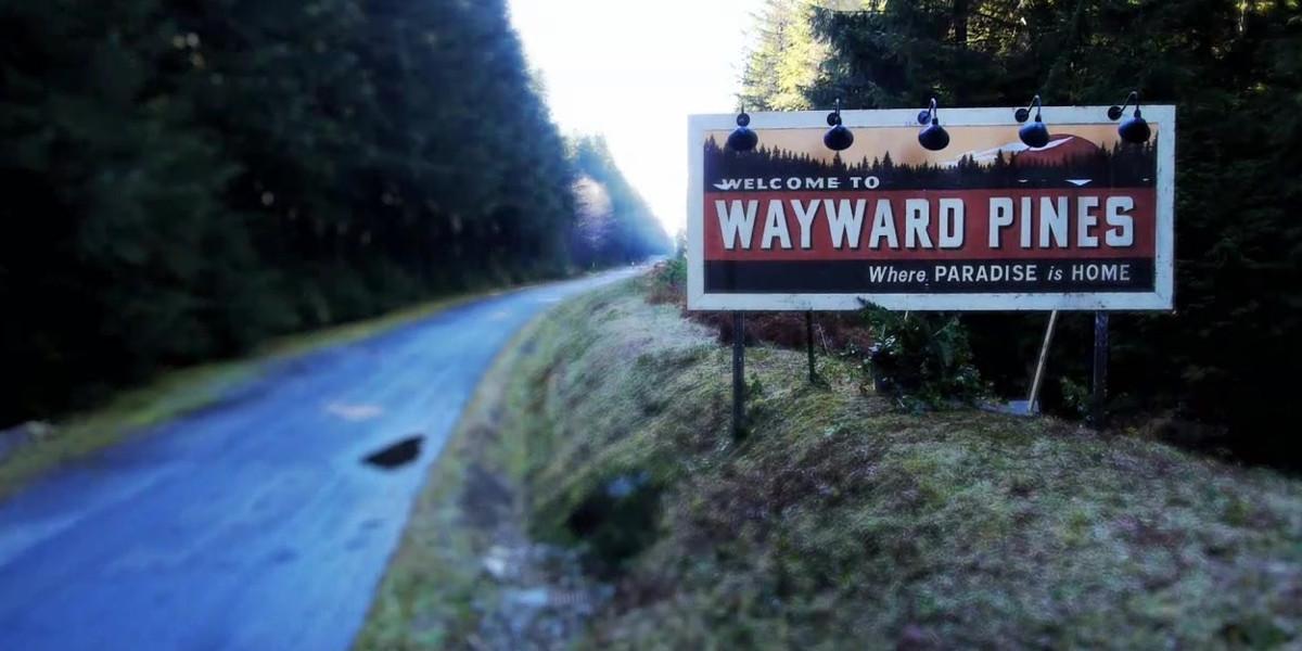 Resultado de imagen para wayward pines