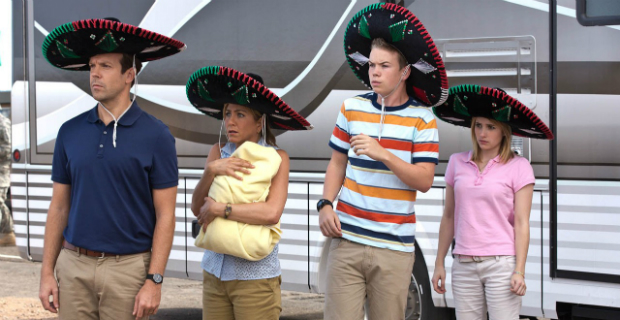 were the millers 2 sequel Were the Millers Sequel Moving Forward; Gets Due Date Writer