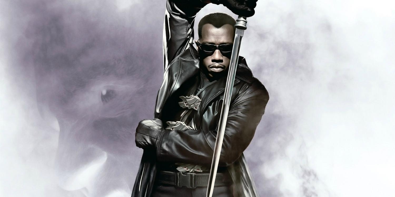 Blade - Wesley Snipes - WWE Studios