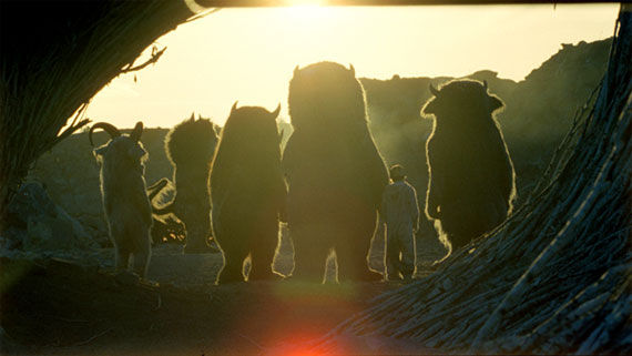 where the wild things are review Where The Wild Things Are Review