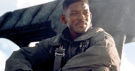 will smith independence day 2 Will Smith in Talks for Independence Day 2; Sequel Not Arriving Until 2016?