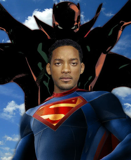 Will Smith Superhero