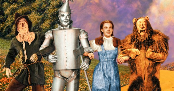 wizard of oz reboot syfy yellow road Syfy Planning Gritty Wizard of Oz Miniseries, Warriors of Oz