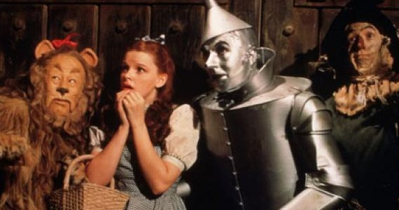 wizard of oz reboot syfy Syfy Planning Gritty Wizard of Oz Miniseries, Warriors of Oz