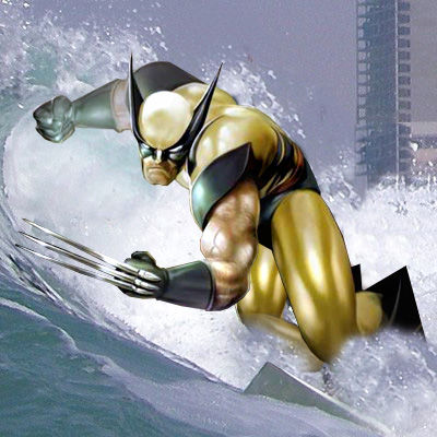 wolverine 2 japan surfing Look Out Japan: Here Comes Wolverine!