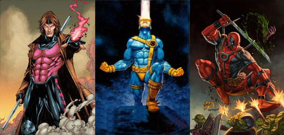 wolverine gambit cyclops deadpool Is Fox Addressing Fanboy Fears About Key Wolverine Characters?