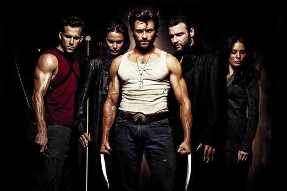 wolverine mutant cast X Men Origins: Wolverine Blu ray Features Review
