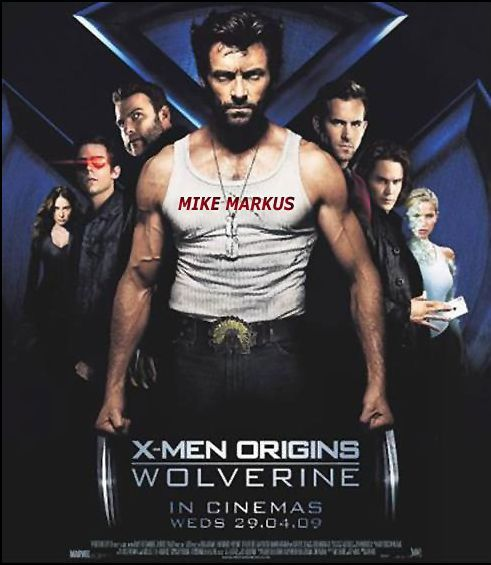 wolverine poster The Latest Batch O Movie Posters
