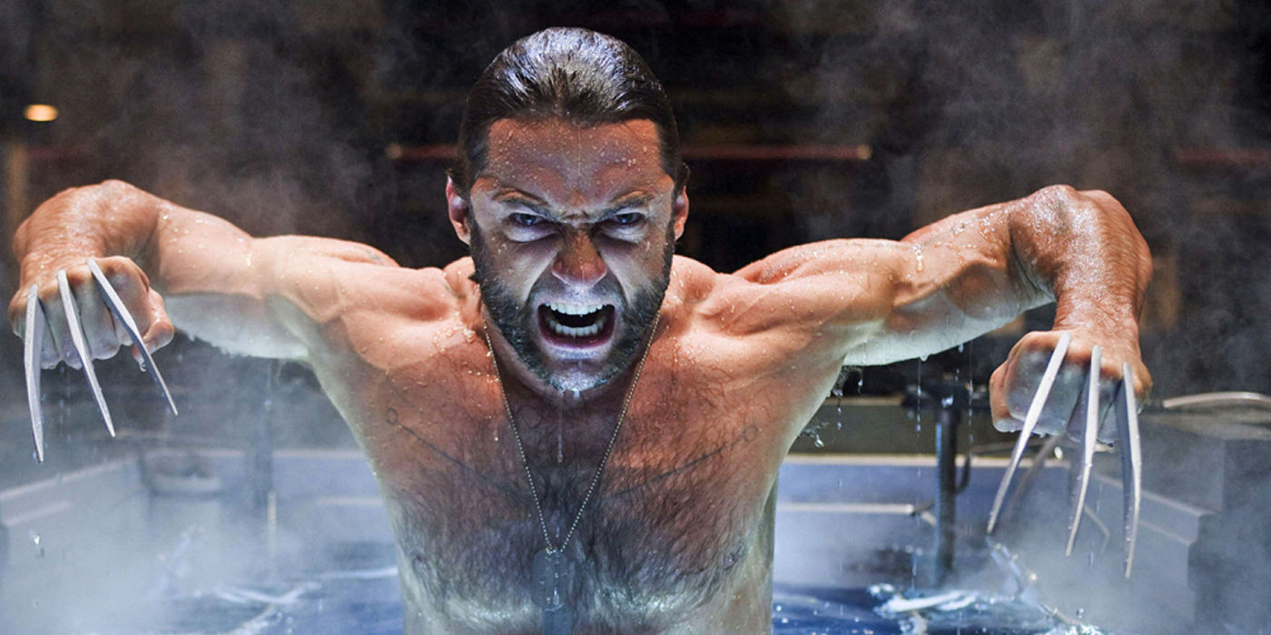 Wolverine in X-Men Origins Weapon X Project