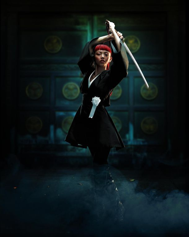wolverine yukio sword The Wolverine Round Up: New TV Spot, Character Images & Featurette