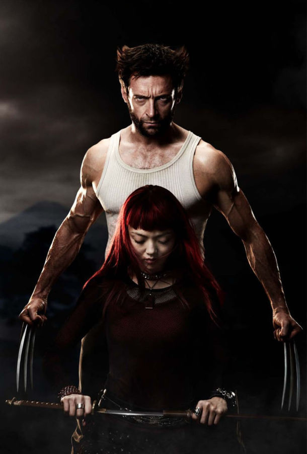 wolverine yukio1 The Wolverine Round Up: New TV Spot, Character Images & Featurette