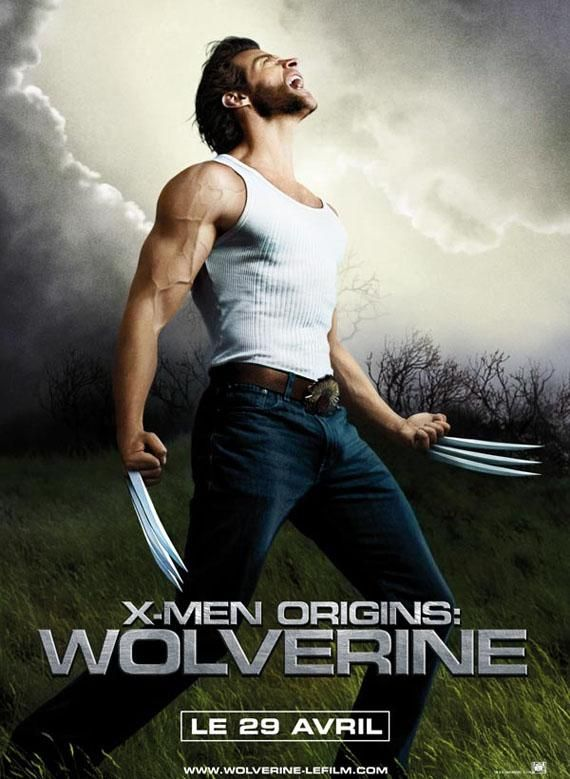 wolverine5 New Posters For Wolverine, Up And State Of Play