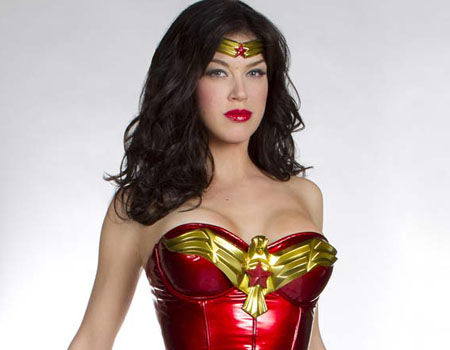 12 Most WTF TV Moments 2011 - Wonder Woman Suit