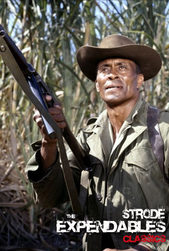 The Expendables Classic Members Edition - Woody Strode