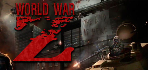 world war z movie Brad Pitt in World War Z Set Pics: Zombies Invade the Middle East