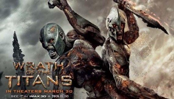 wrath art 02 570x325 Wrath of the Titans Banner #1
