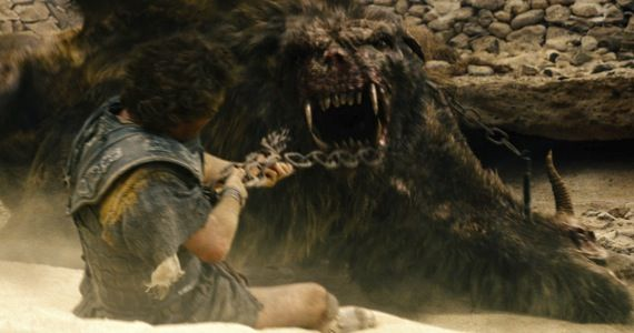 'Wrath of the Titans' Featurette: Our Friend the Chimera