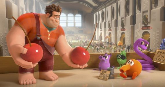 wreck it ralph trailer Wreck It Ralph Trailer: Disneys Toy Story with Video Games