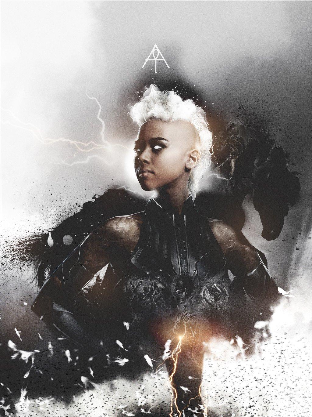 X Men Apocalypse Storm