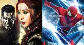 X-Men: Days of Future Past & Amazing Spider-Man 2 (Clips)