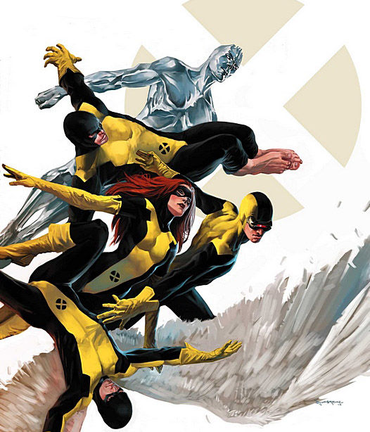 x men first class characters Bryan Singer & New Writer Confirmed for X Men: First Class