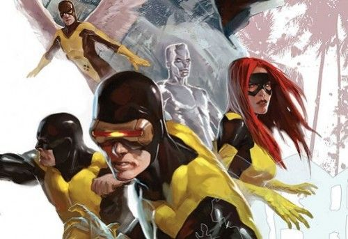 x men first class original team The Next X Men Films Part One: Wolverine 2, First Class