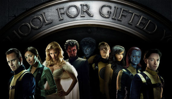 x men first class trailer X Men: First Class Trailer & Images