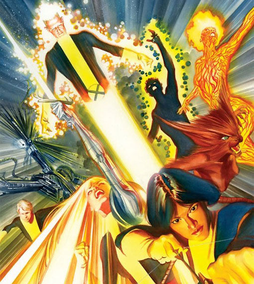 x men new mutants movie X Men 4 & New Mutants Movies On The Way?