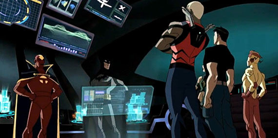 young justice cartoon network Young Justice Premiering on Cartoon Network This Friday