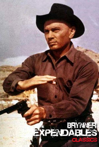 The Expendables Classic Members Edition - Yul Brynner