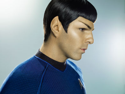 zachary quinto spock l Another Batch Of Star Trek Images!