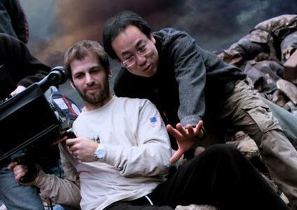 zack snyder larry fong Batman vs. Superman To Be Shot by 300 Cinematographer Larry Fong