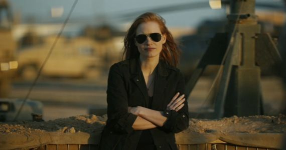 zero dark thirty trailer Les Misérables and Zero Dark Thirty Early Reviews: Great Acting and Direction