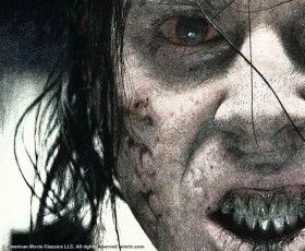zombie makeup the walking dead 280x230 First Images of The Walking Dead Look Gruesome